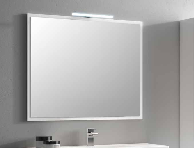 Espejo baño bisel