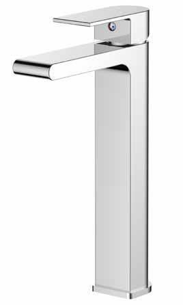 Monomando lavabo alto Ubrique