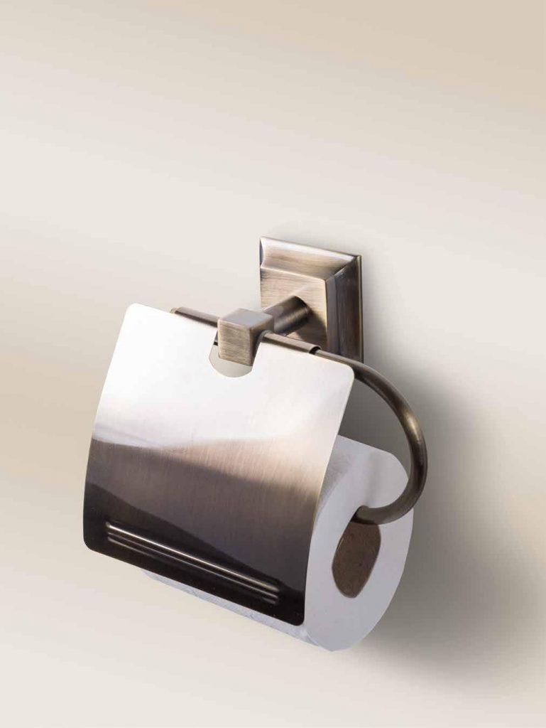Porta rollos papel WC