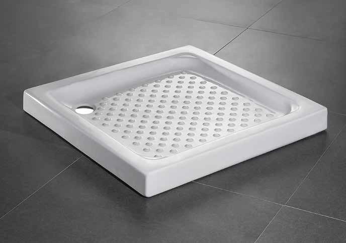 Plato de ducha porcelana Ubrique