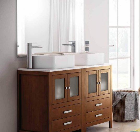 Mueble baño dos senos Ubrique