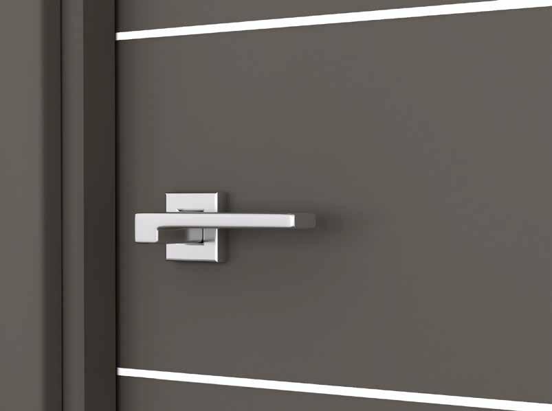Puertas Aluminio Interior